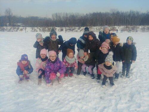 2021-02-09 Zabawy na śniegu